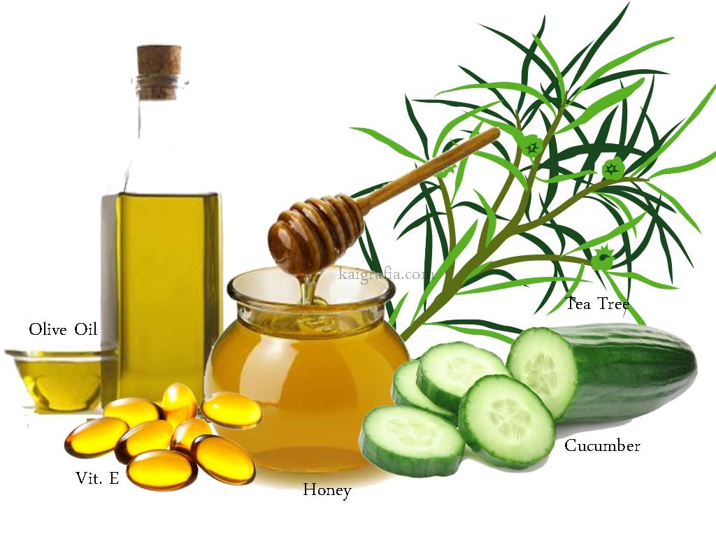 Cure for skin concerns honey