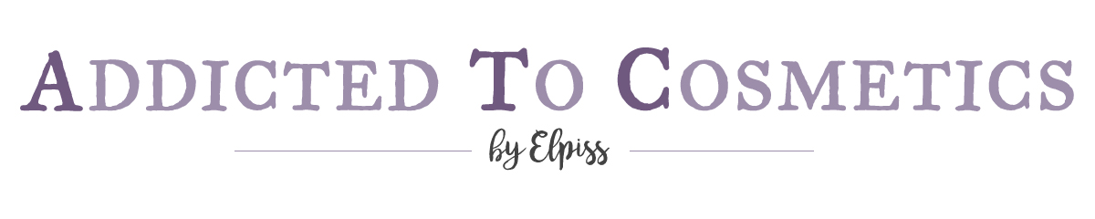 addicted to cosmetics / blog kosmetyczny