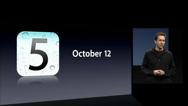 iOS 5 this October 12! -Few More Days to go!