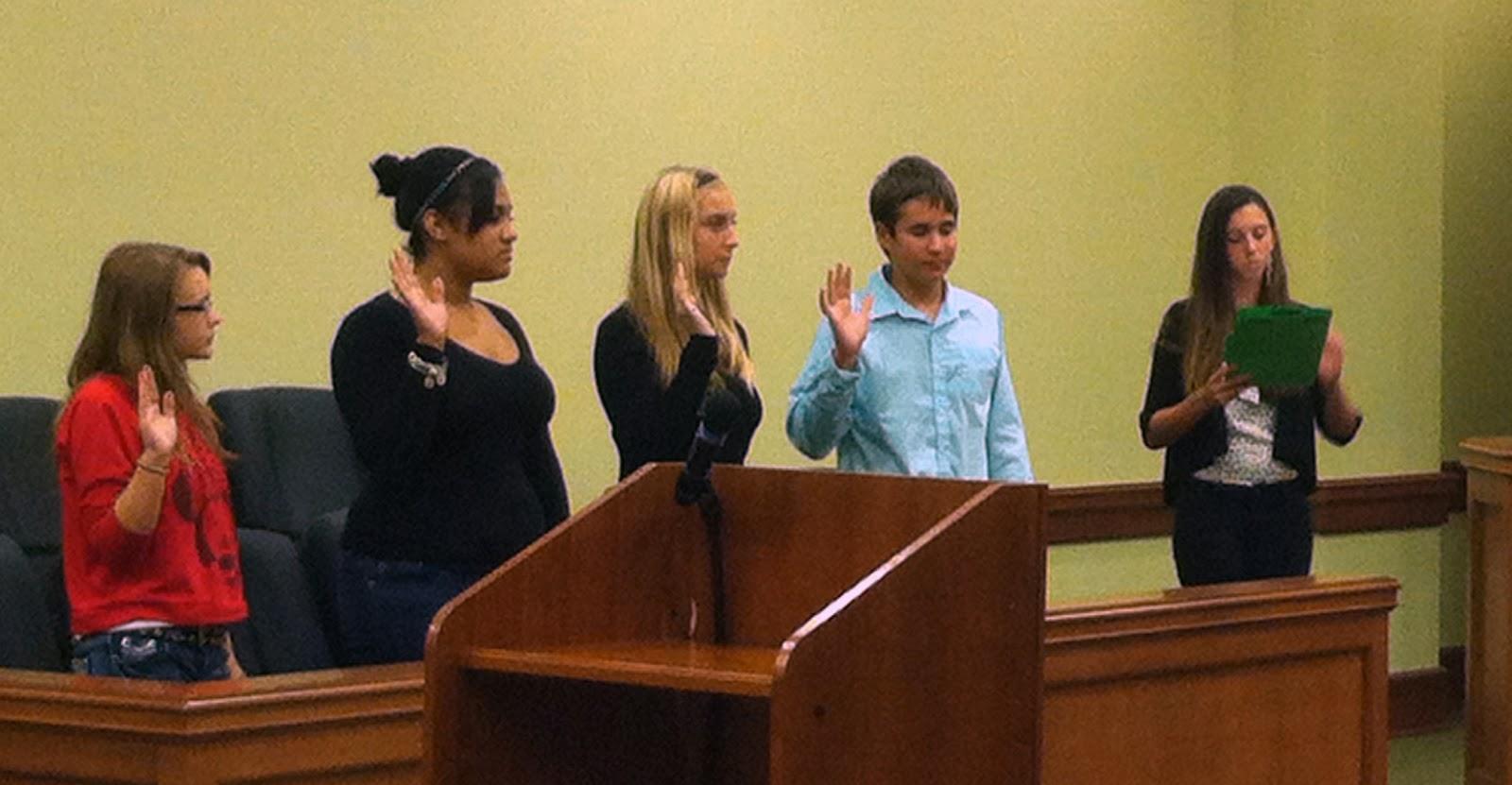 Kentucky teen court initiative