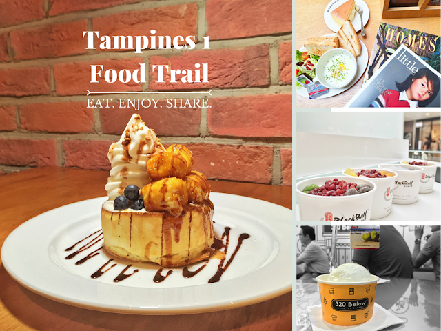 Singapore - Tampines 1 Food Trail