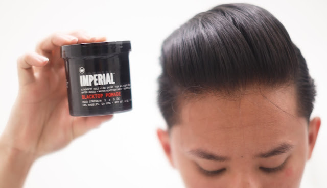 Blacktop Pomade from Imperial Barber Products