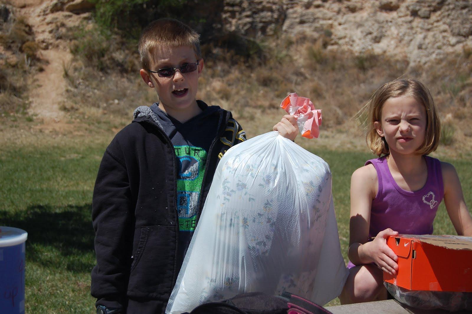Dalhart Homeschool: Egg Drop Challenge!!