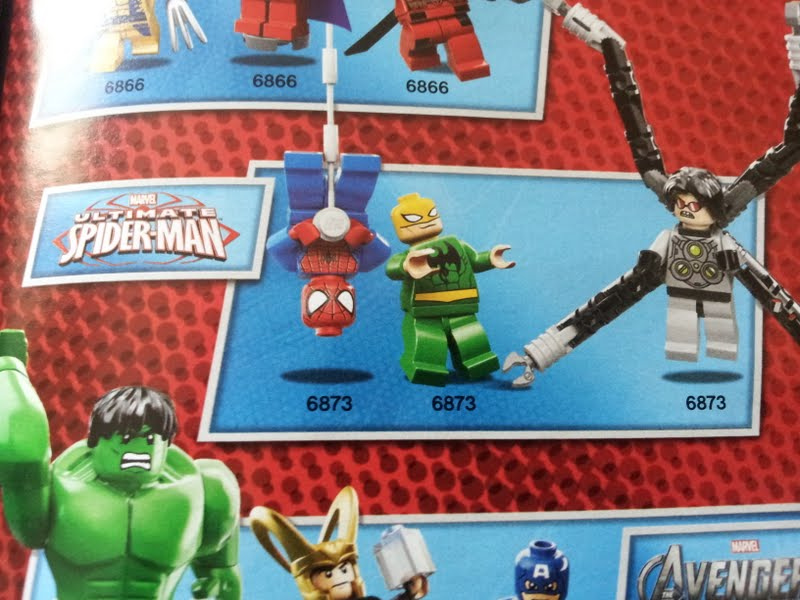 Here s a very cool look at all of the upcoming lego marvel a lego