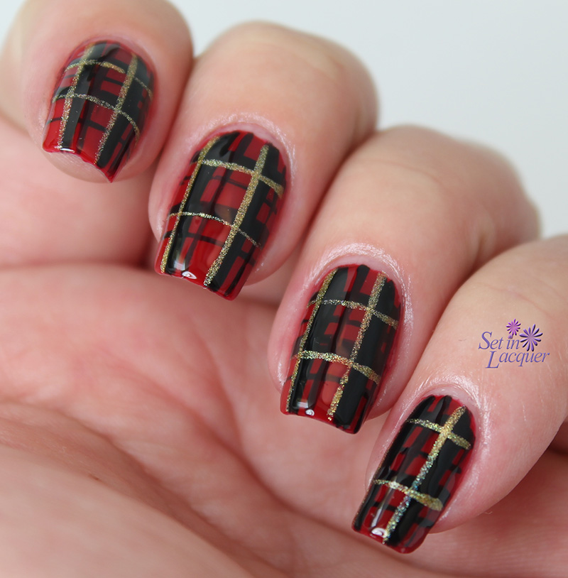 Set In Lacquer Holiday