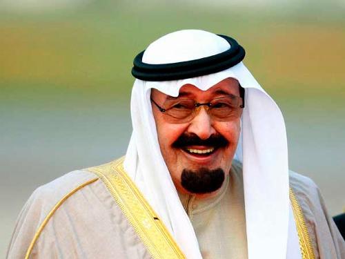 Król Arabii Saudyjskiej nie żyje