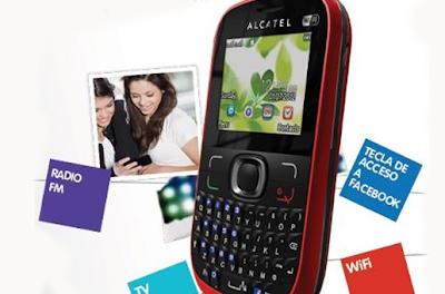 Cómo hacer un hard reset al celular Alcatel One Touch 639