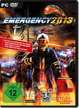 Free Download Emergency 2013 PC Game Full Version Cover