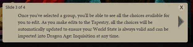 dragon age keep instrucciones