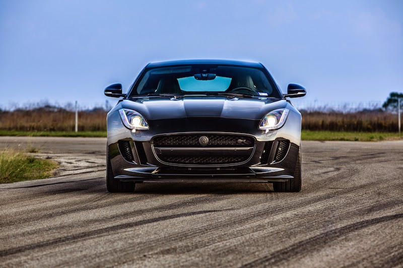 Hennessey HPE600 Jaguar F-Type, Hennessey, Automotive, Jaguar, Jaguar F-Type, www.way2speed.com