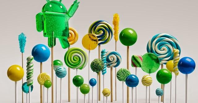 Google giới thiệu Android 5.0 Lollipop