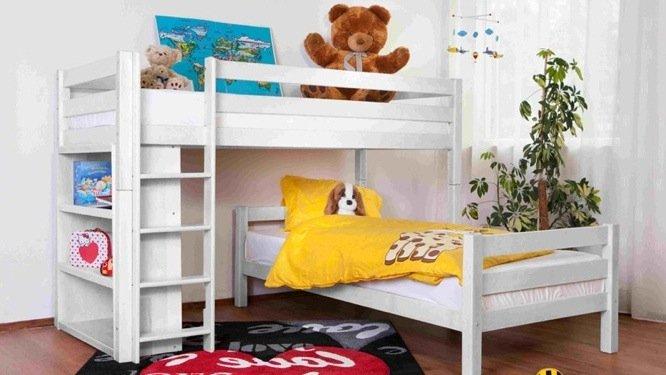 Saparer une chambre en deux pour enfant - Partager une chambre en deux ...