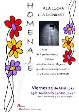 SAN SEBASTIÁN DE LOS REYES - Auditorio Centro Joven - 13 de abril - 19:00 h