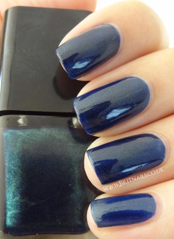 Calvin Klein Navy Sparkle