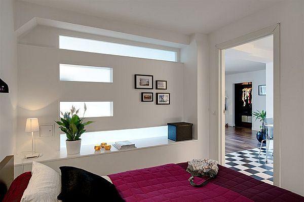 Decoracion Apartamentos Modernos Fotos ~   Arreglos Modernos Dentro de un Apartamento Relativamente Peque?o