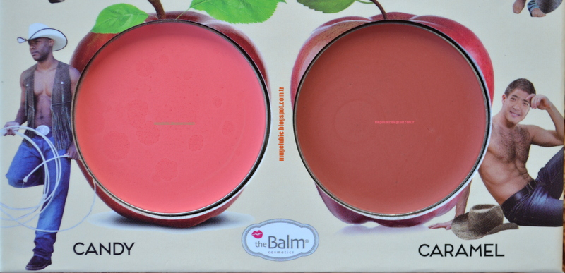 The Balm How 'Bout Them Apples, Krem Allık, Cream Blush