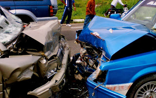 Avoid self-implication in fraudulent accidents