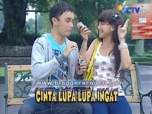 Cinta Lupa Lupa Ingat FTV
