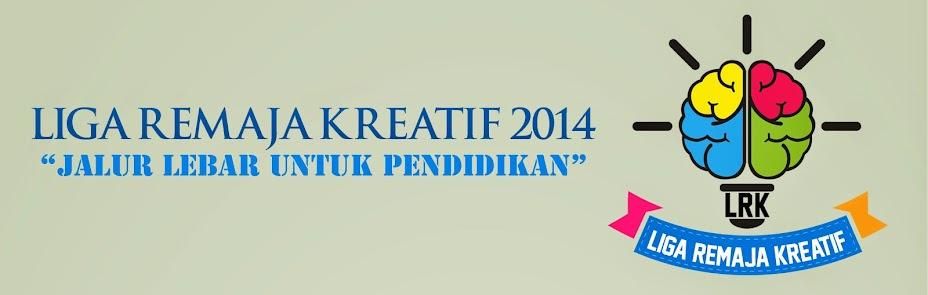 Liga Remaja Kreatif 2014