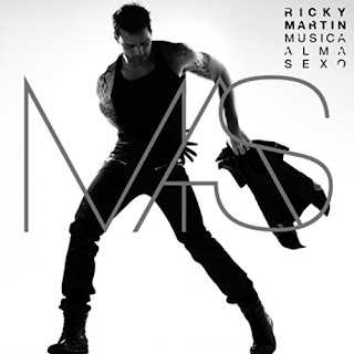 Ricky Martin - Mas Lyrics