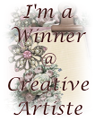 Thrilled to have been chosen as the Winner