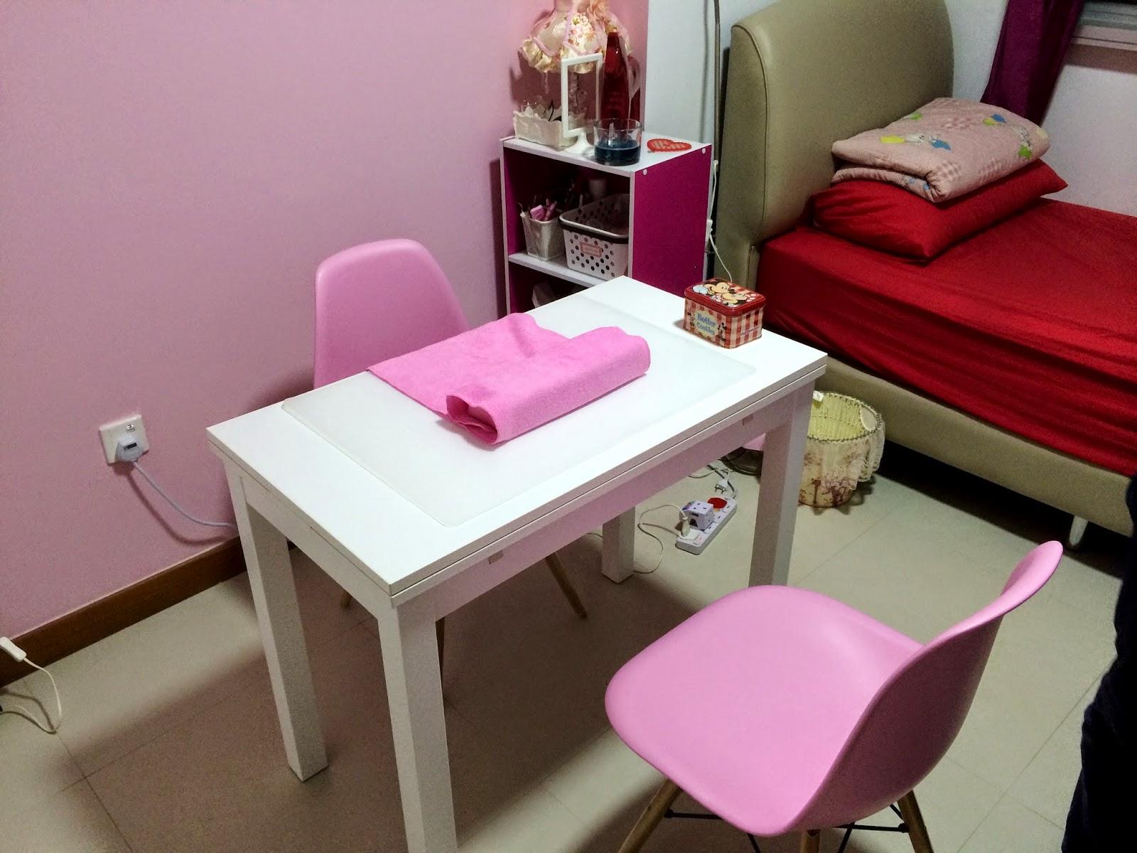 Unique Nail Salon Furniture Luxury
