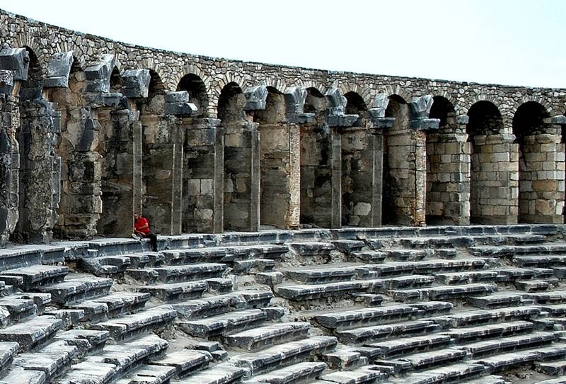 Aspendos Roman Theater | Turkey