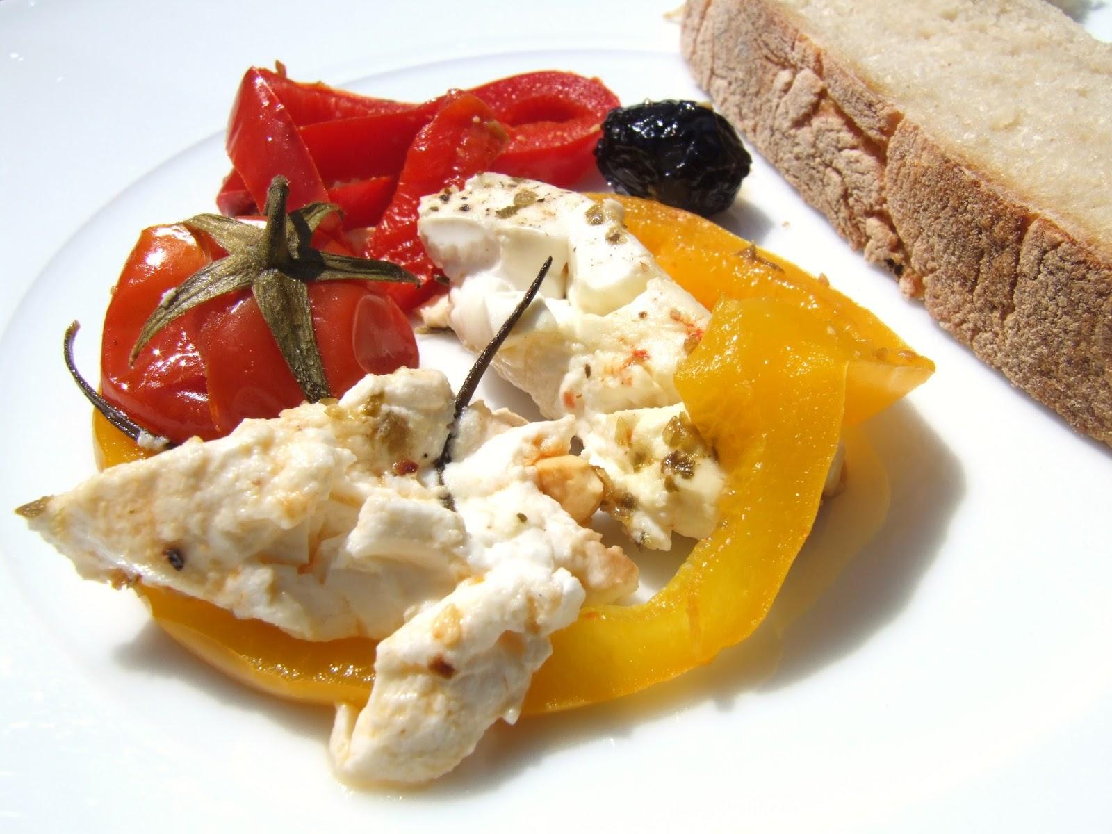 Cooking julia papillote de salade grecque au barbecue - Idee originale barbecue ...