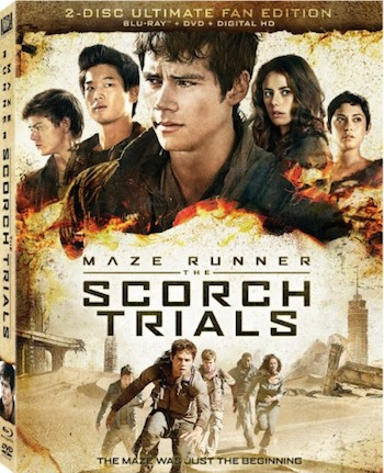 Maze Runner The Scorch Trials 2015 Dual Audio Hindi 720p BRRip 1.4GB