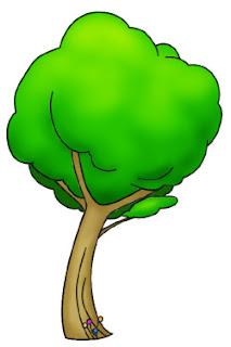 desenho, árvore, arvore, cartoon, imagem, foto, ilustração