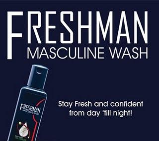 Freshman Masculine Wash