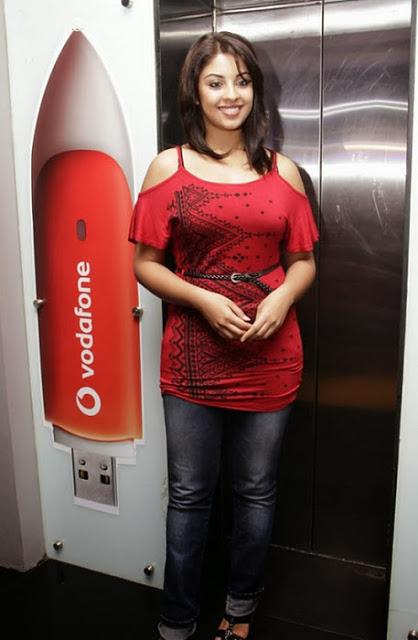 Richa Gangopadhyay Voda Phone Ads