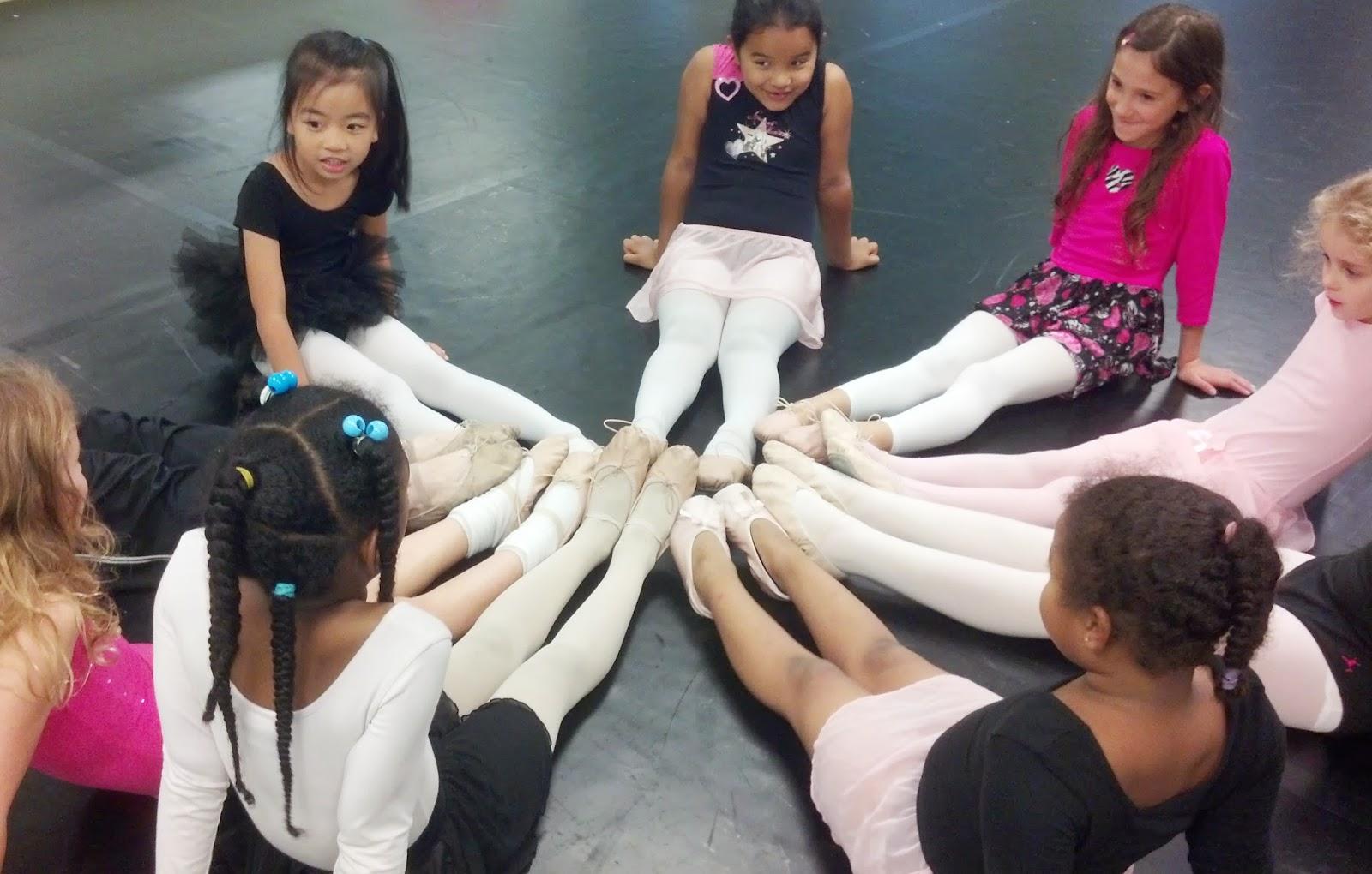 dance lessons charlotte children