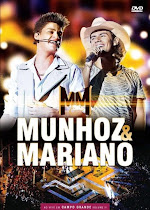 DVD Munhoz e Mariano - Ao Vivo em Campo Grande Vol. 2