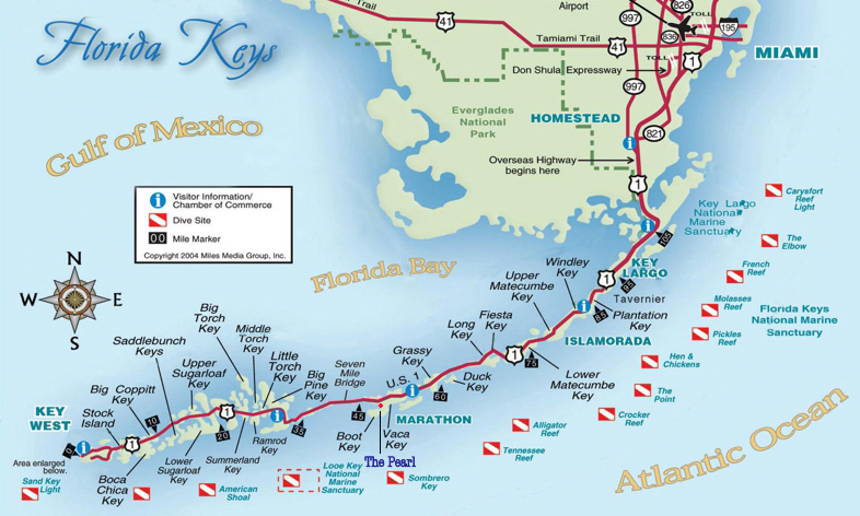 Florida Artificial Reefs Map.Life In The Slow Lane The Pearl Jan 10 Florida Keys Facts
