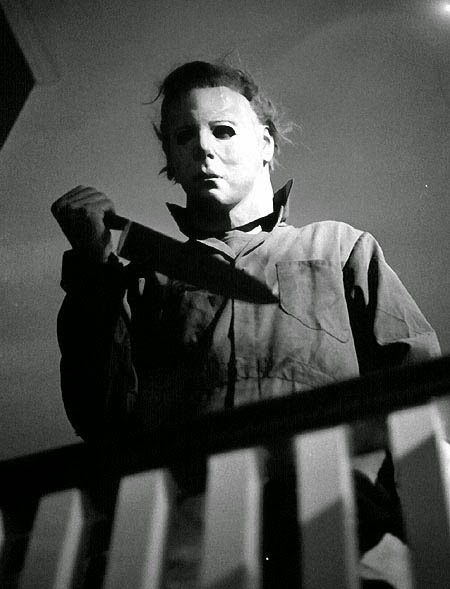 John 39 s film reviews halloween 1978 the scariest movie ever made - Masque halloween film ...