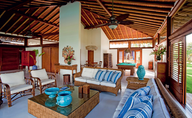 Landscaping Home Ideas Bali Island Tropical Architectural