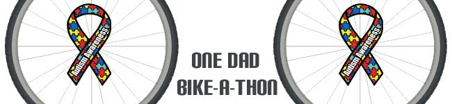 One Dad Bike-a-Thon for Autism