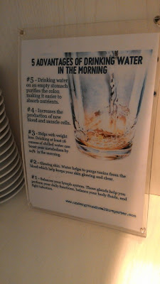 drink water spotted in Google Singapore