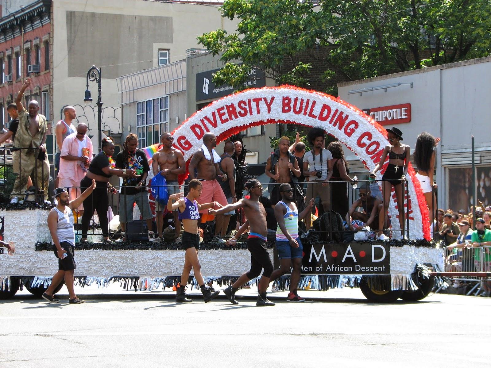Centro de lesbianas y homosexuales de Nueva York