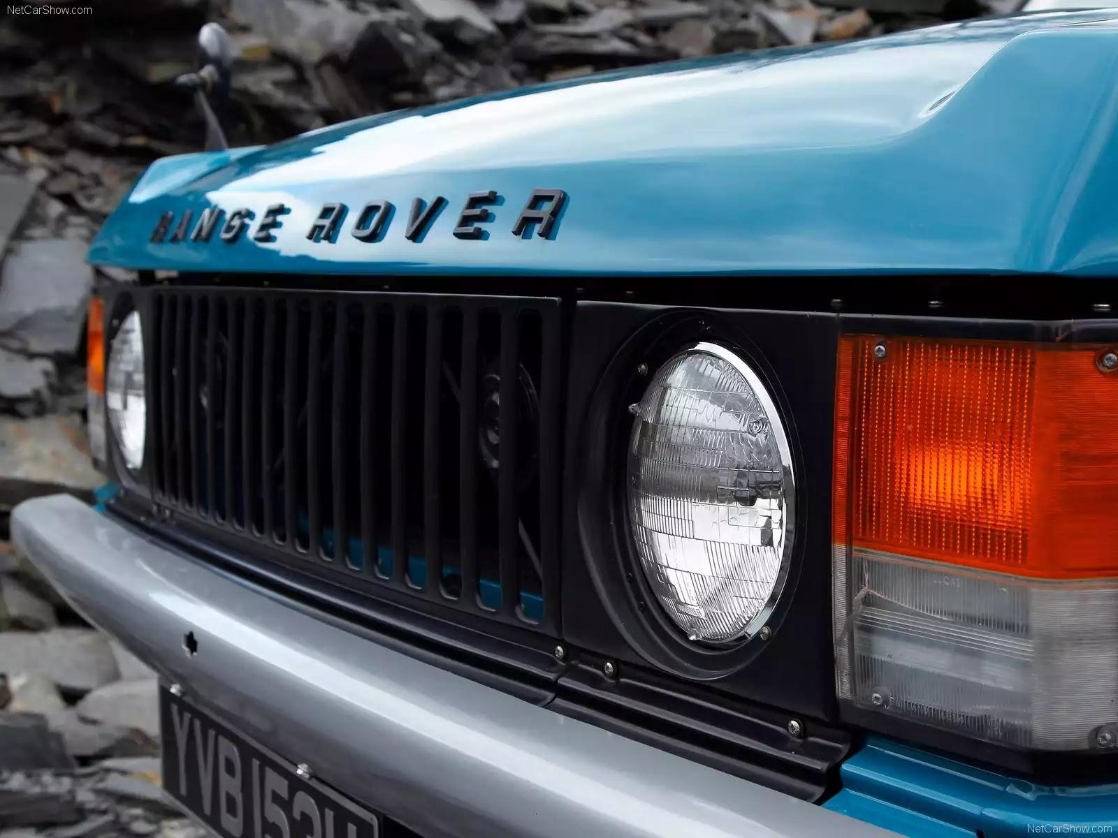 Hình ảnh xe ô tô Land Rover Range Rover 1970 & nội ngoại thất