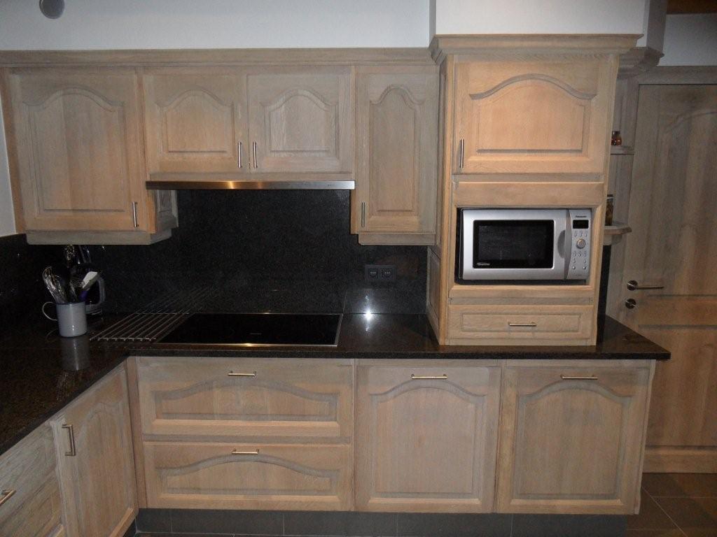 Eiken Keuken Zelf Renoveren : Renovatie van een eiken keuken te Gent Renovatie van