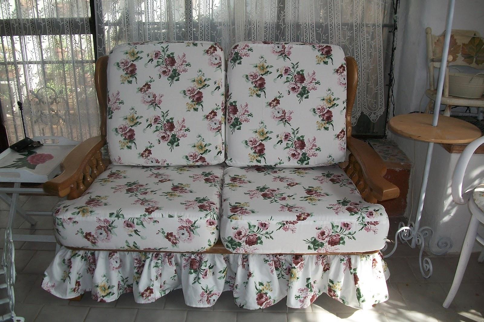 La casa di rory la mia veranda rifatta riciclando for Seconda mano mobili