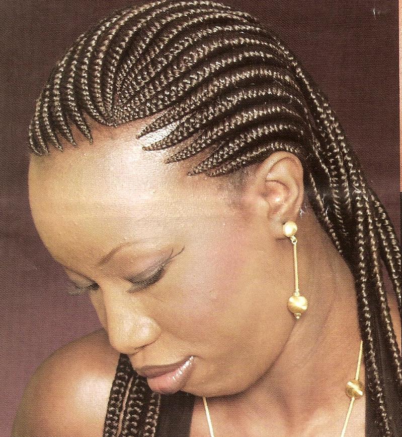 Updo African Hair Braiding Styles