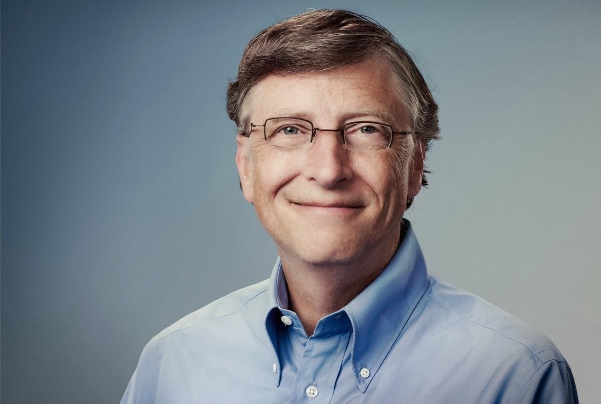 8 Hartawan Paling Kaya Di Dunia - Bill Gates