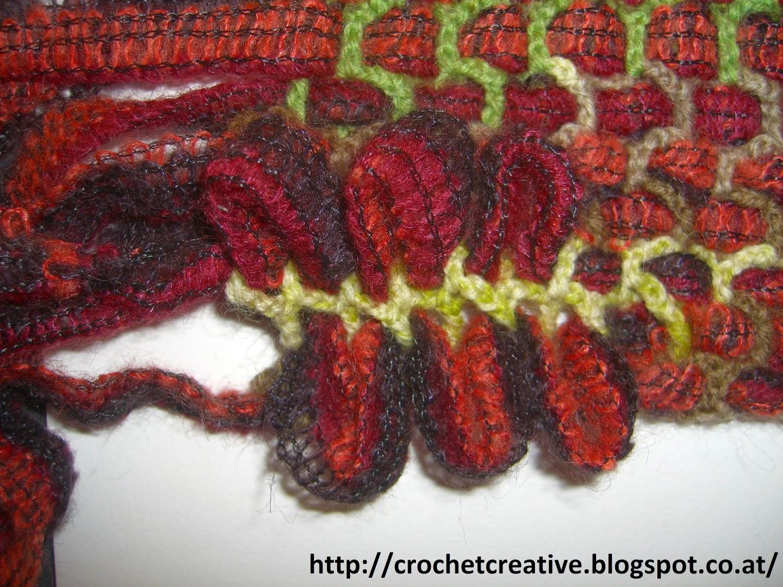 how to make crochet stiff