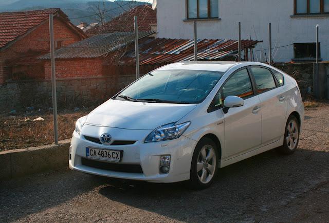 И като каза, рече...: [Test Drive] Toyota Prius