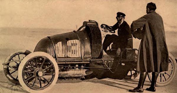 W. Gould Brokaw's 1904 Renault