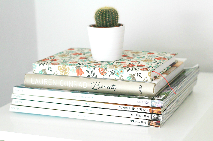 Porter Magazine, Lauren Conrad Beauty & pretty notebooks!