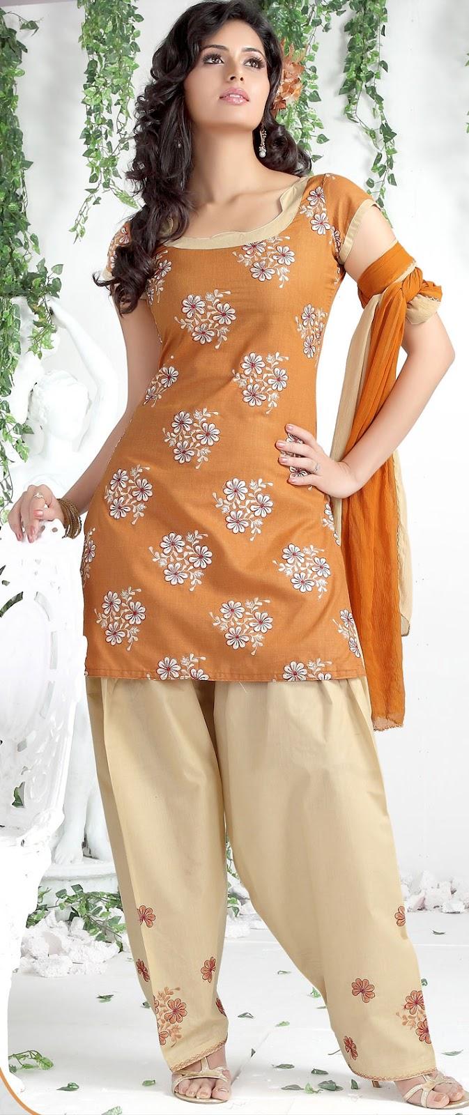 Women dressing guide cotton salwar kameez